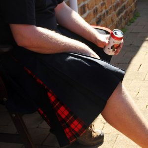 WHY IS WEARING A KILT A SIGN OF TRUE MANLINESS?